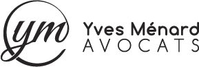 Yves Ménard Avocats Logo
